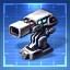 Heavy Electron Blaster I Blueprint