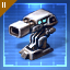 Heavy Electron Blaster II Blueprint