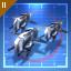 Fighter Support Unit II Blueprint