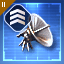 Information Command Burst II Blueprint