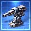 720mm Howitzer Artillery I Blueprint