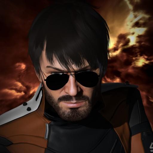 Commander Ametal