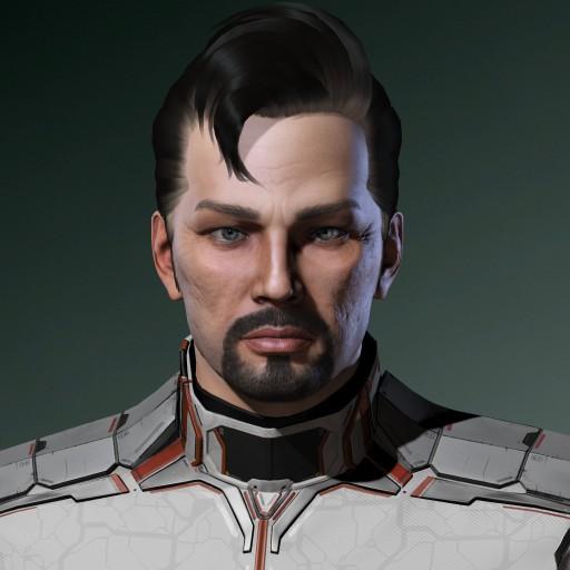 Commander Dunkan Sushiloff