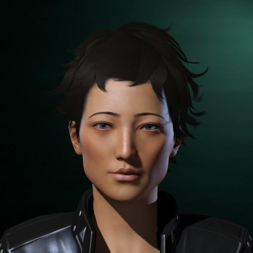 Cryptonomicon girl