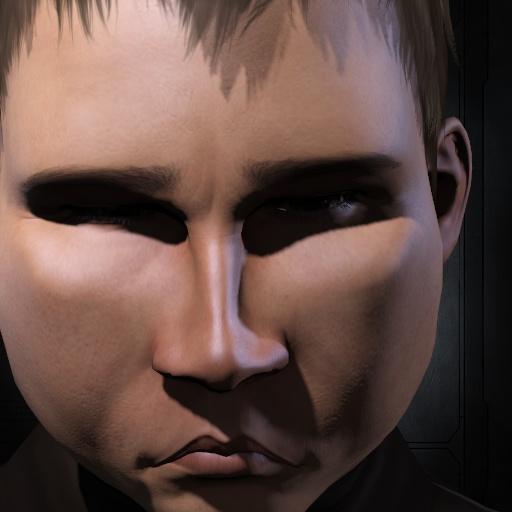 Emo Mumps Face