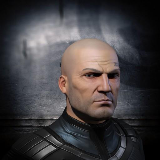 Colonel Steven Caldwell