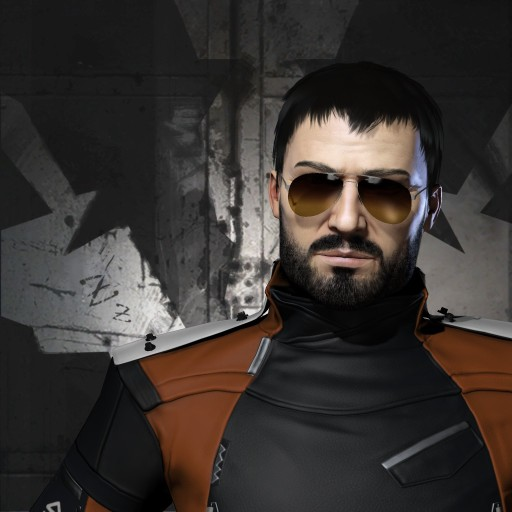 Rear Admiral Adama