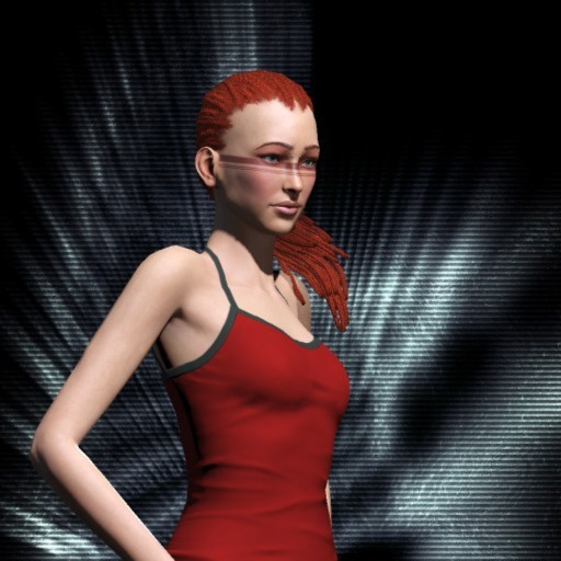 Lady Strumpfi