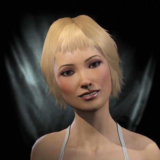 Moretta Cox nude