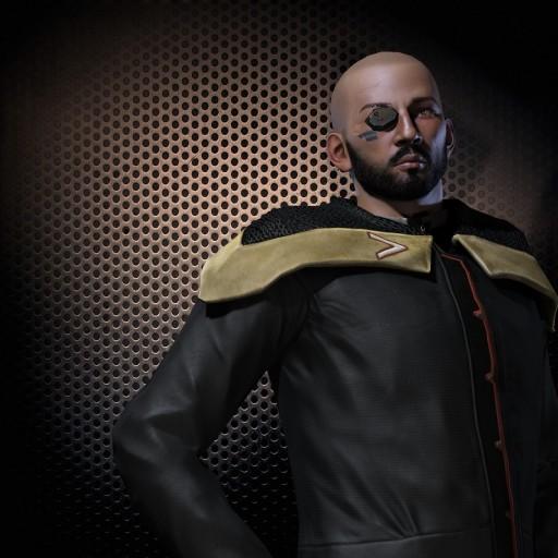 Commander Krane Vahalla