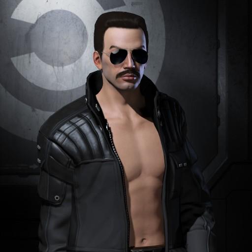 Sergeant Shirtless