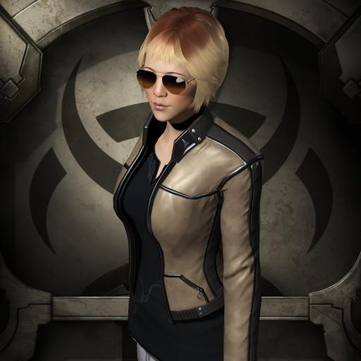 Jenessa Foxfire