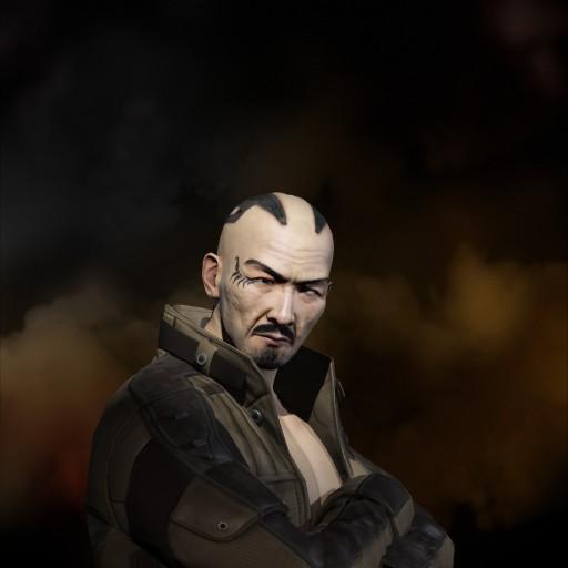 Genghis Tomorbaatar