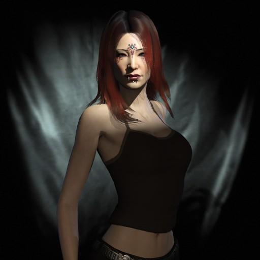 Meyenne Shadowborn