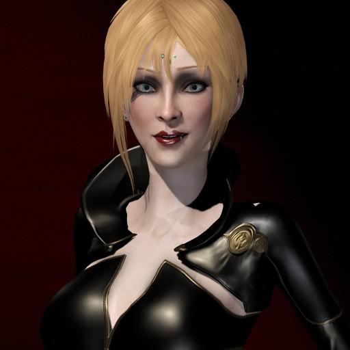 Harley Quinn Atreides