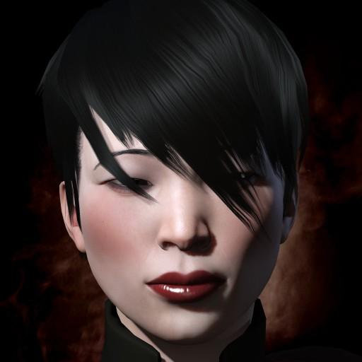 Chinawoman RedLips