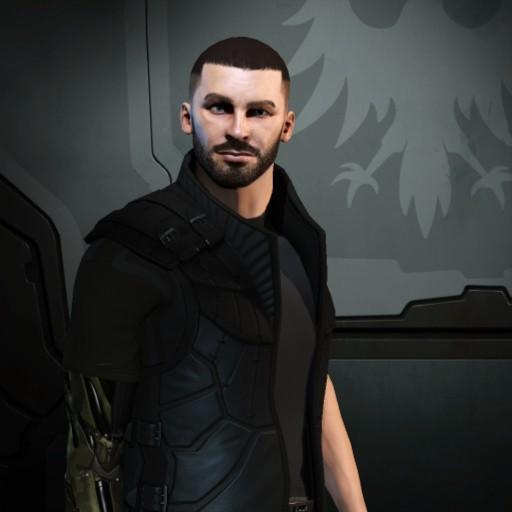 Captain Max Aideron