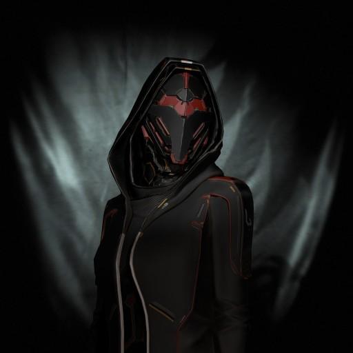 Alkia black Shadow