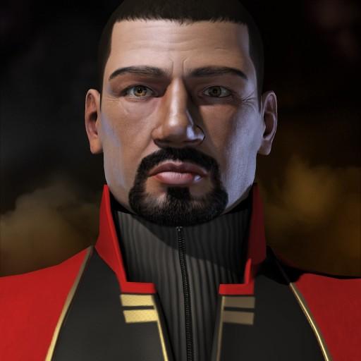 Captain Bialar Crais