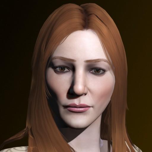 Lady Anastasia Grimaldi