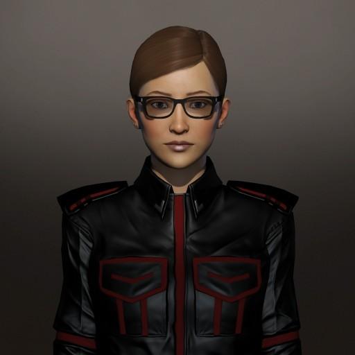 Commander Atris