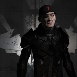 Commander Blackheart