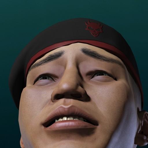 Pogchamp Face