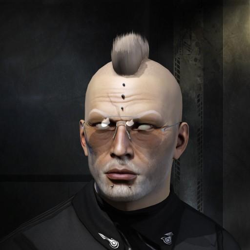 Studsy Albino