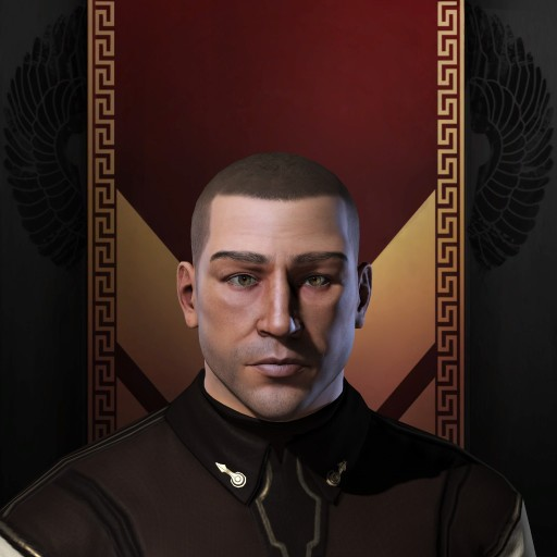 Comandante Khena Stroganov