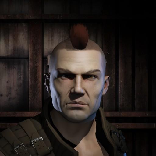 Keebs Mohawk