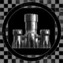 Silver castle