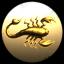 Sleeping Scorpion