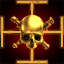 Corsairs head of Pirates