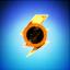 Dark Solar Eclipse