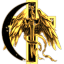 Gold Sacred Referee