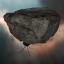 Small Asteroid w/Drone-tech