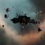 Spaceshuttle Wreck