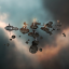Asteroid Colony - Wedge Shape