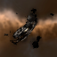 Amarr Supercarrier Wreckage