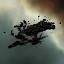 Gallente Supercarrier Wreckage
