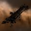 Amarr Carrier Wreckage