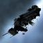 Caldari Carrier Wreckage