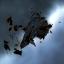 Caldari Freighter Wreckage
