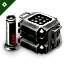 Federation Navy Antimatter Charge M icon