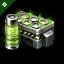 Caldari Navy Plutonium Charge S icon