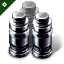 Caldari Navy Tungsten Charge L