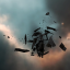 Wrecked Frigate