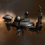 Repaired Amarr Station Hub