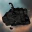 Debris - Broken Drive Unit
