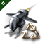 Federation Navy Drone Damage Amplifier icon